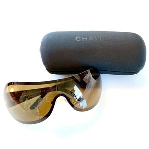 36c2ba4055227 Women s Chanel Swarovski Crystal Sunglasses on Poshmark